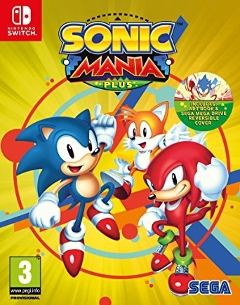 Sonic Mania Plus Nintendo Switch